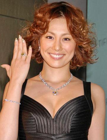 米倉涼子結婚