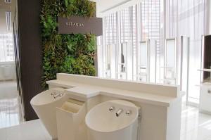 ルクア トイレ 画像